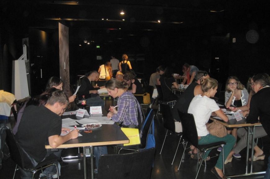 'Stechen für den guten Zweck - Typisierung auf der Tattoo-Convention'-Bild-25