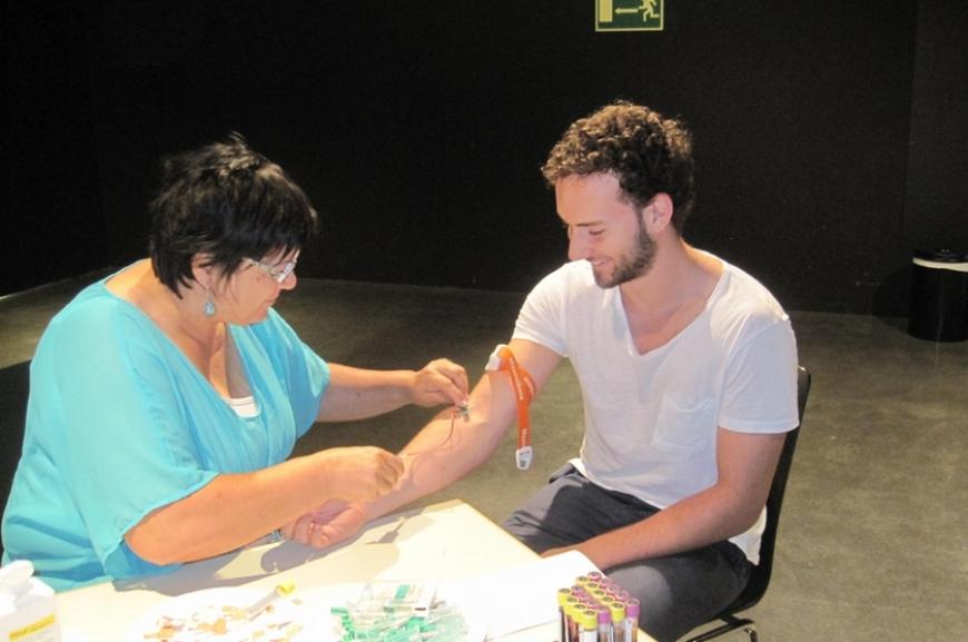 'Stechen für den guten Zweck - Typisierung auf der Tattoo-Convention'-Bild-27