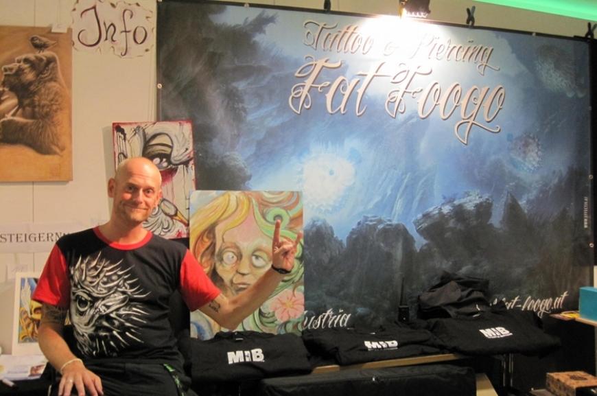 'Stechen für den guten Zweck - Typisierung auf der Tattoo-Convention'-Bild-42