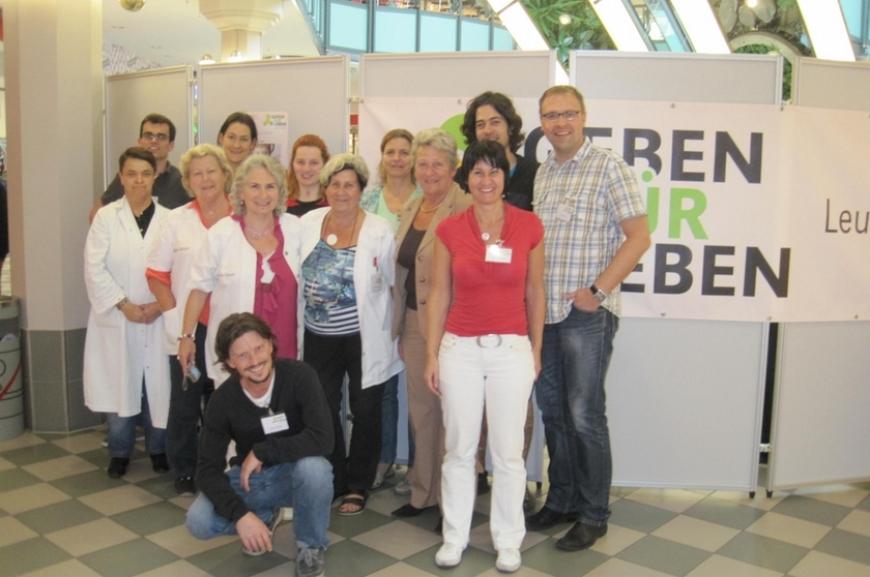 'Aktion im Messepark und eine neue Spenderin aus Vorarlberg!'-Bild-1