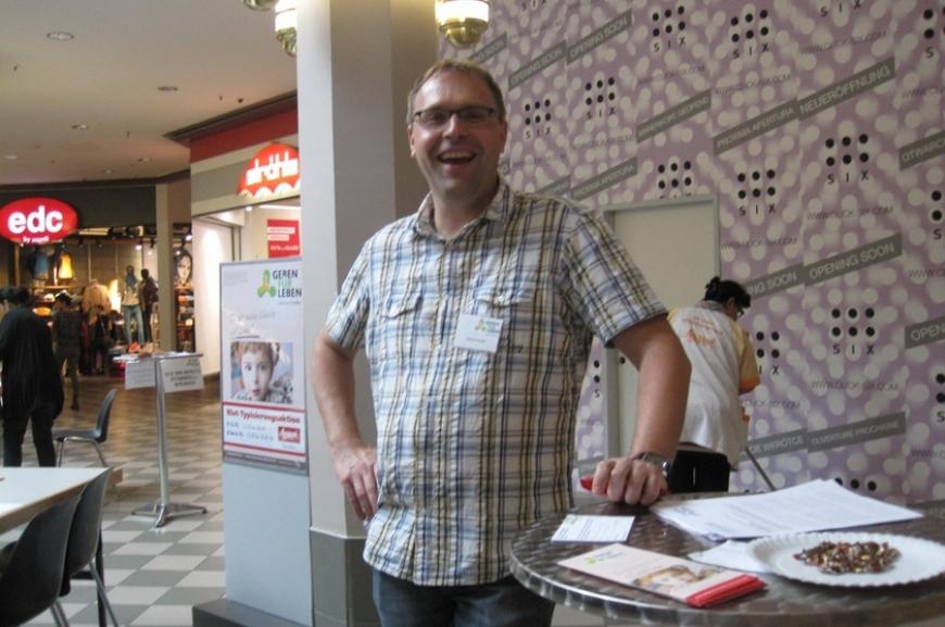 'Aktion im Messepark und eine neue Spenderin aus Vorarlberg!'-Bild-4