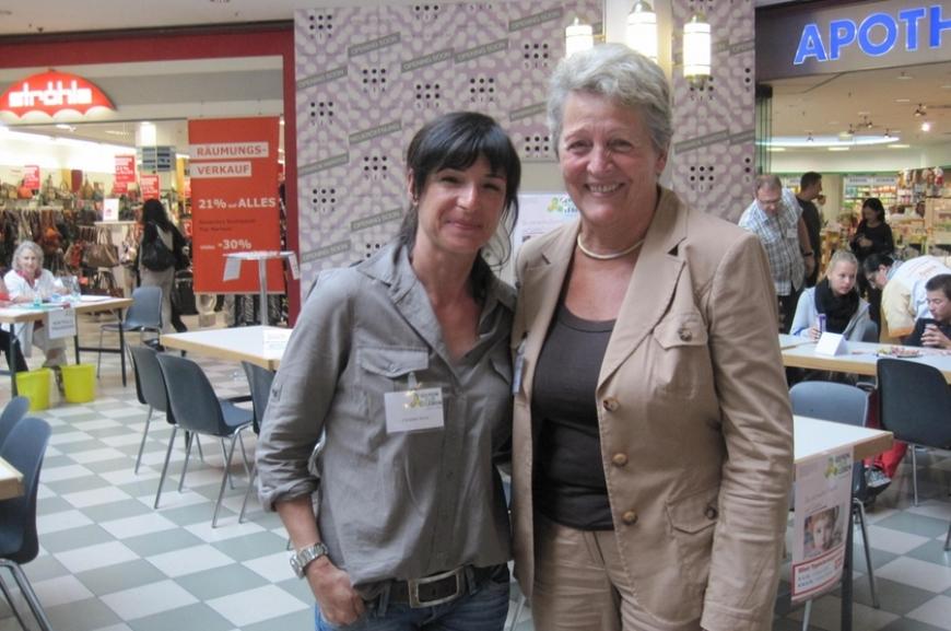 'Aktion im Messepark und eine neue Spenderin aus Vorarlberg!'-Bild-6