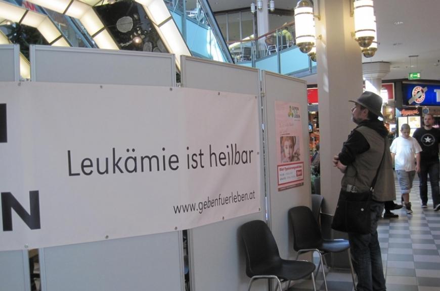'Aktion im Messepark und eine neue Spenderin aus Vorarlberg!'-Bild-7