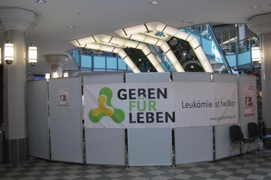 'Aktion im Messepark und eine neue Spenderin aus Vorarlberg!'-Bild-10