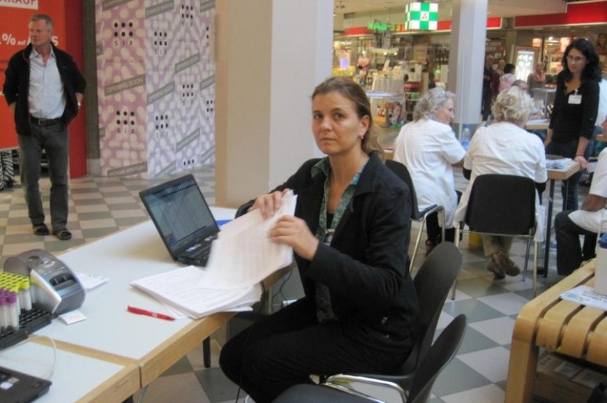 'Aktion im Messepark und eine neue Spenderin aus Vorarlberg!'-Bild-14