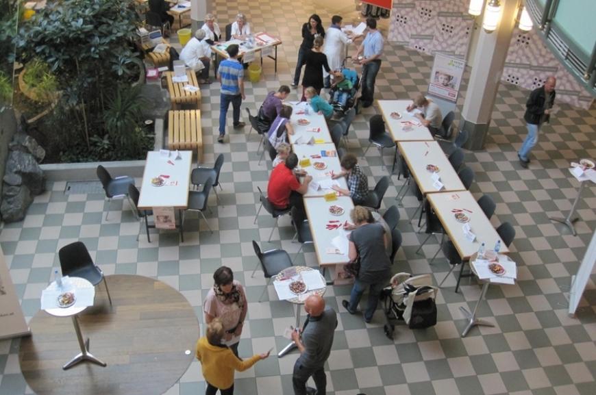 'Aktion im Messepark und eine neue Spenderin aus Vorarlberg!'-Bild-17