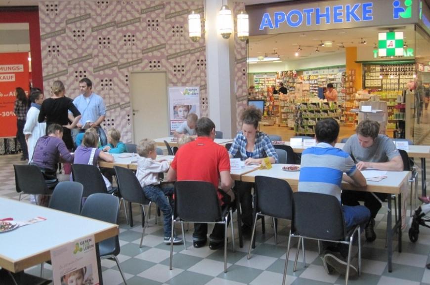 'Aktion im Messepark und eine neue Spenderin aus Vorarlberg!'-Bild-18