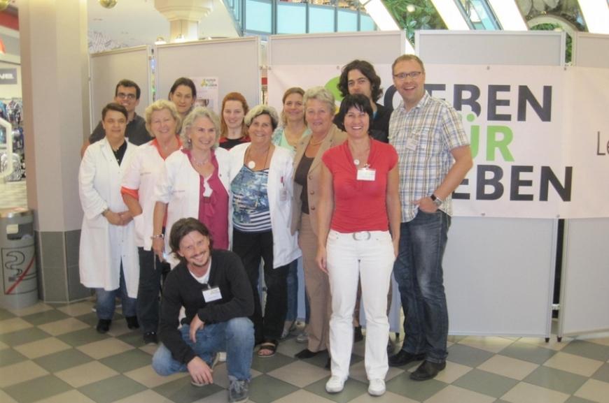 'Aktion im Messepark und eine neue Spenderin aus Vorarlberg!'-Bild-19