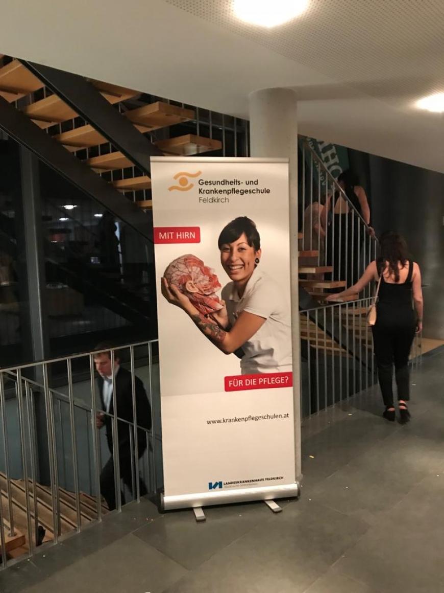 'Gesundheits- und Krankenpflegeschule Feldkirch spendet nach Diplomball'-Bild-3