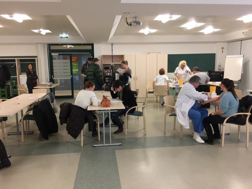 'Großartige Typisierungsaktion durch KMT im Burgenland'-Bild-1