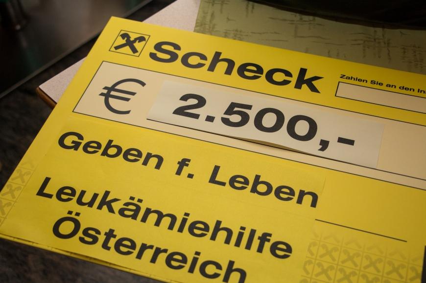 'Schlossnarren aus Hohenems spenden tolle Summe an unseren Verein'-Bild-6
