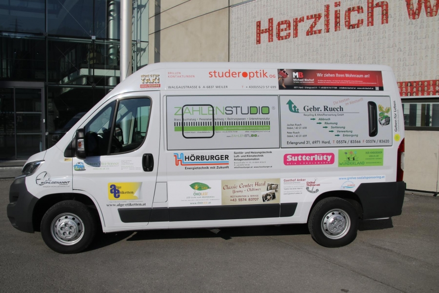 'Geben für Leben ist dank Sozialsponsoring nun mobil'-Bild-3