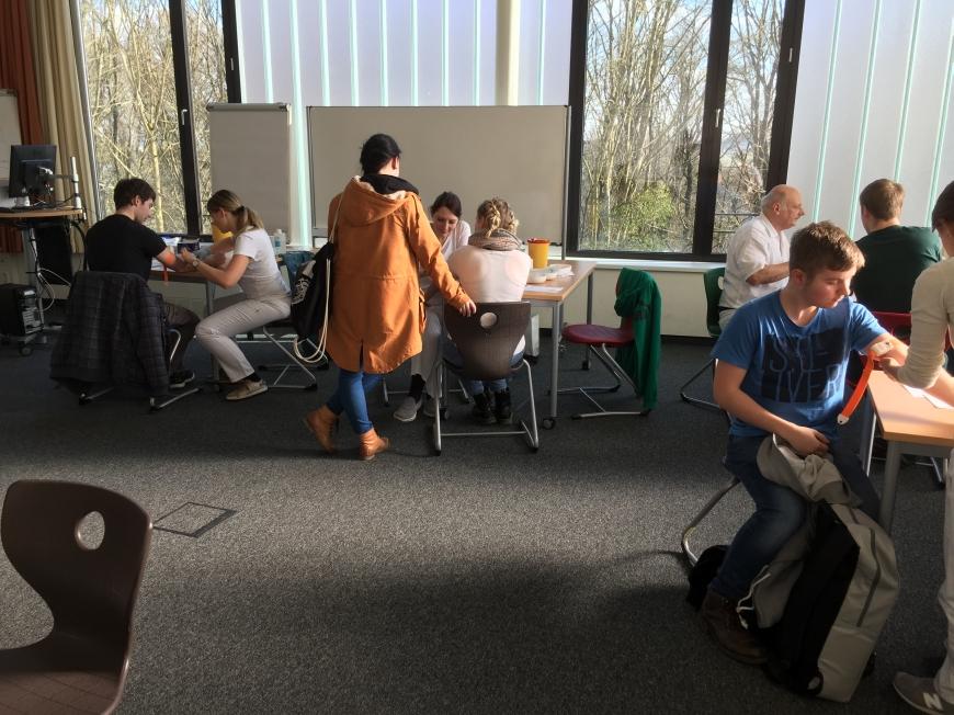 'Tolle Typisierungsaktion auf der FH Hagenberg'-Bild-9