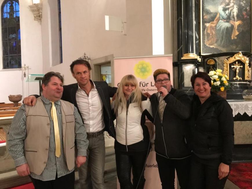 'Großartiges Osterkonzert in Dornbirn begeisterte Gäste und brachte tolle Spenden'-Bild-1