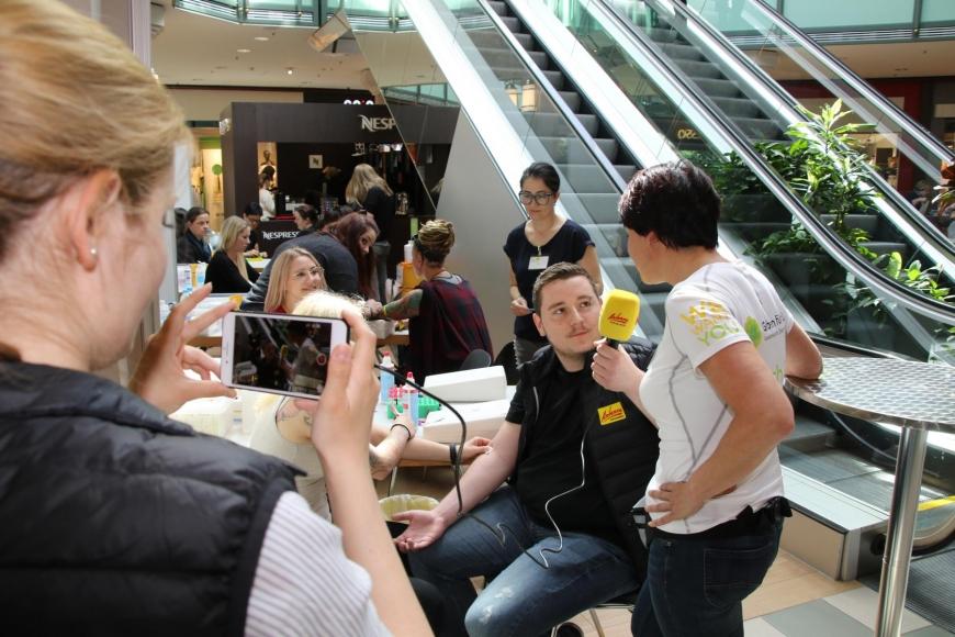 'Viele neue Lebensretter und € 4.163 an Spenden nach toller Aktion'-Bild-1