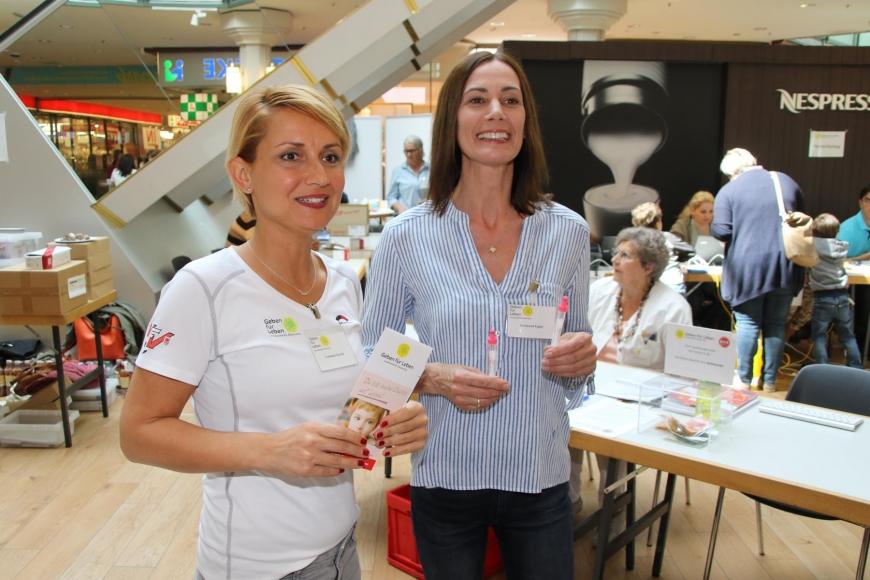 'Viele neue Lebensretter und € 4.163 an Spenden nach toller Aktion'-Bild-4