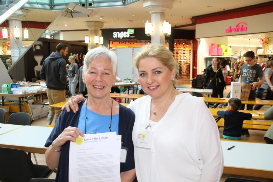 'Viele neue Lebensretter und € 4.163 an Spenden nach toller Aktion'-Bild-11