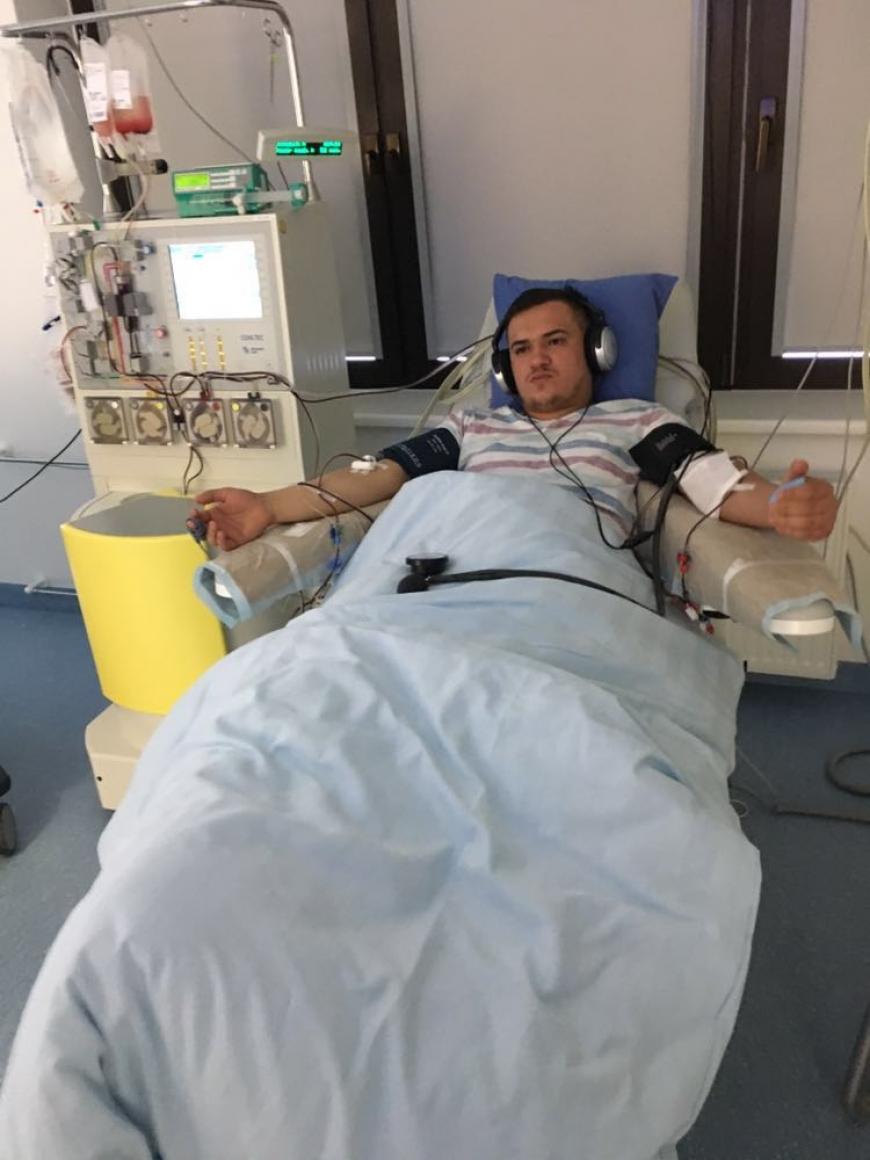 'Ahmet Yarar (19) aus Frastanz hat seine gesunden Stammzellen gespendet'-Bild-2