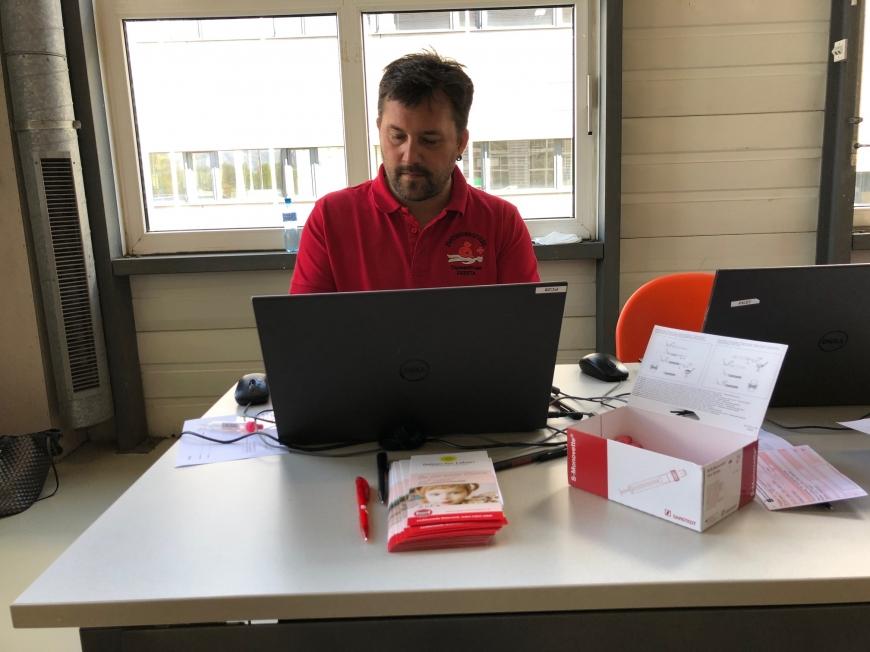 '150 Neutypisierungen und € 5.500 an Spenden bei Firmentypisierung thyssenkrupp Presta'-Bild-2