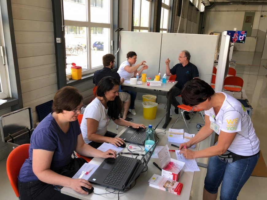 '150 Neutypisierungen und € 5.500 an Spenden bei Firmentypisierung thyssenkrupp Presta'-Bild-6