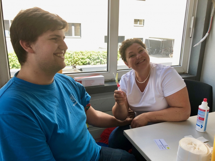 '150 Neutypisierungen und € 5.500 an Spenden bei Firmentypisierung thyssenkrupp Presta'-Bild-9