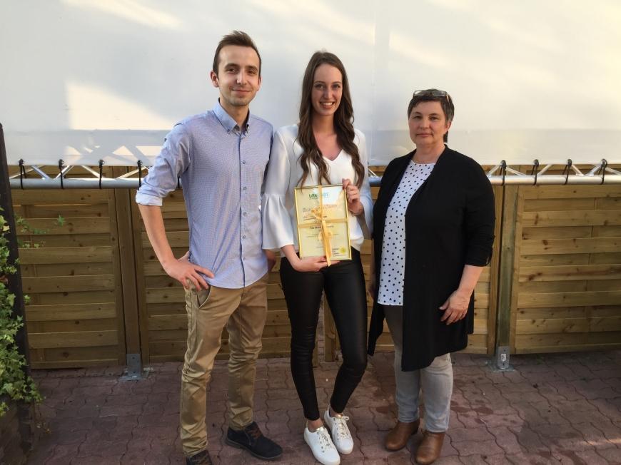 'Matea aus Wien hat ihre gesunden Stammzellen gespendet'-Bild-1