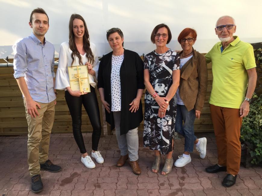 'Matea aus Wien hat ihre gesunden Stammzellen gespendet'-Bild-3