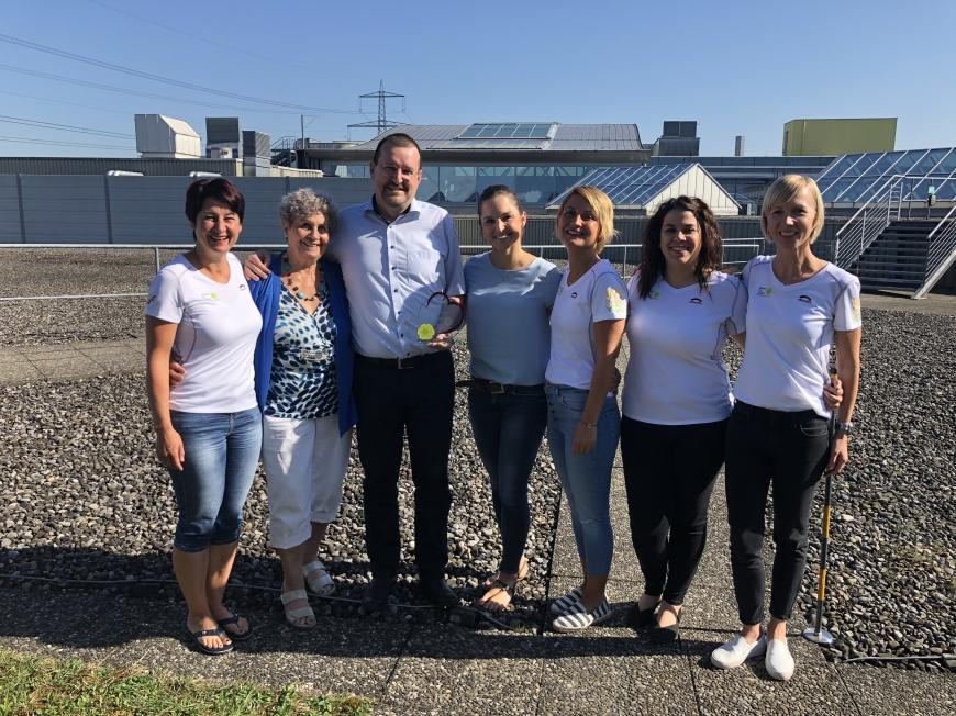'Burkhard Dünser und sein Team vom Messepark Dornbirn erhalten den Award der Dankbarkeit'-Bild-3
