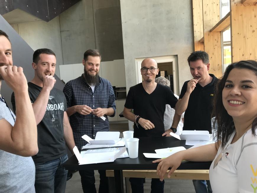 '61 Mitarbeiter der i+R Gruppe lassen sich typisieren'-Bild-12