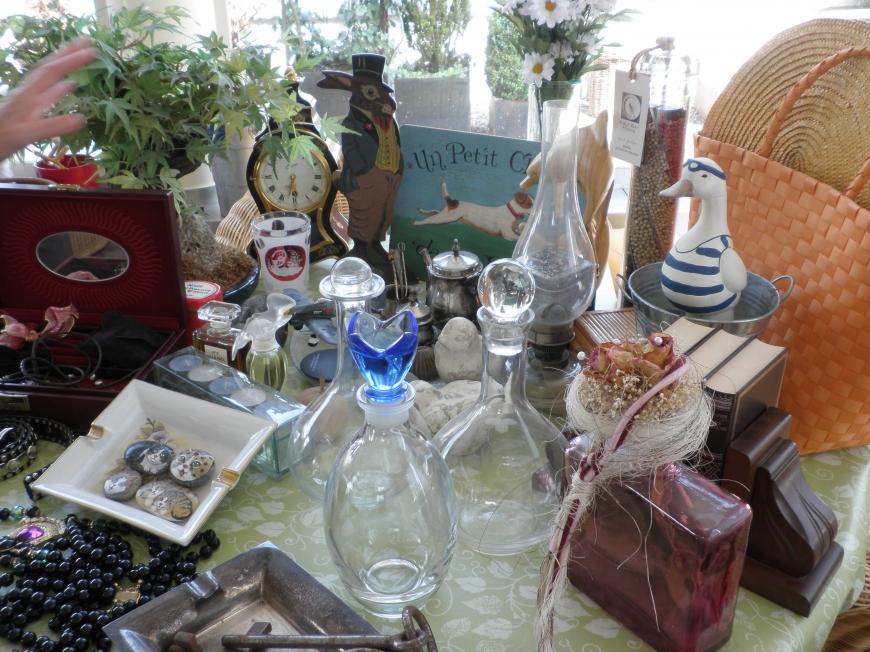 'Engagierte Truppe verkaufte schöne Stücke für den guten Zweck'-Bild-1