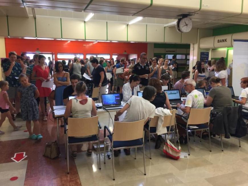 'Großartige Typisierungsaktion und enorme Hilfsbereitschaft im Burgenland'-Bild-7