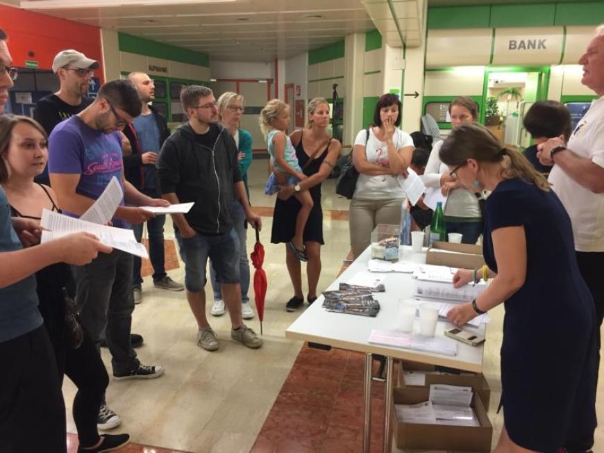 'Großartige Typisierungsaktion und enorme Hilfsbereitschaft im Burgenland'-Bild-23