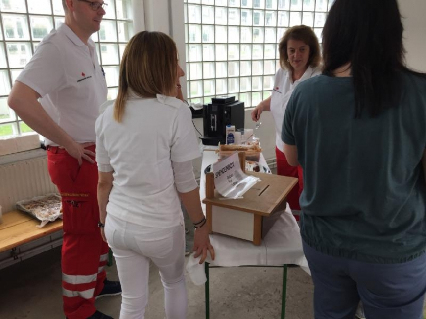 'Typisierungsaktion mit dem Roten Kreuz'-Bild-3