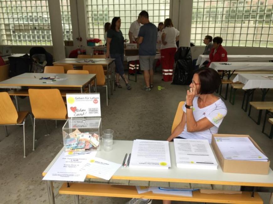 'Typisierungsaktion mit dem Roten Kreuz'-Bild-6
