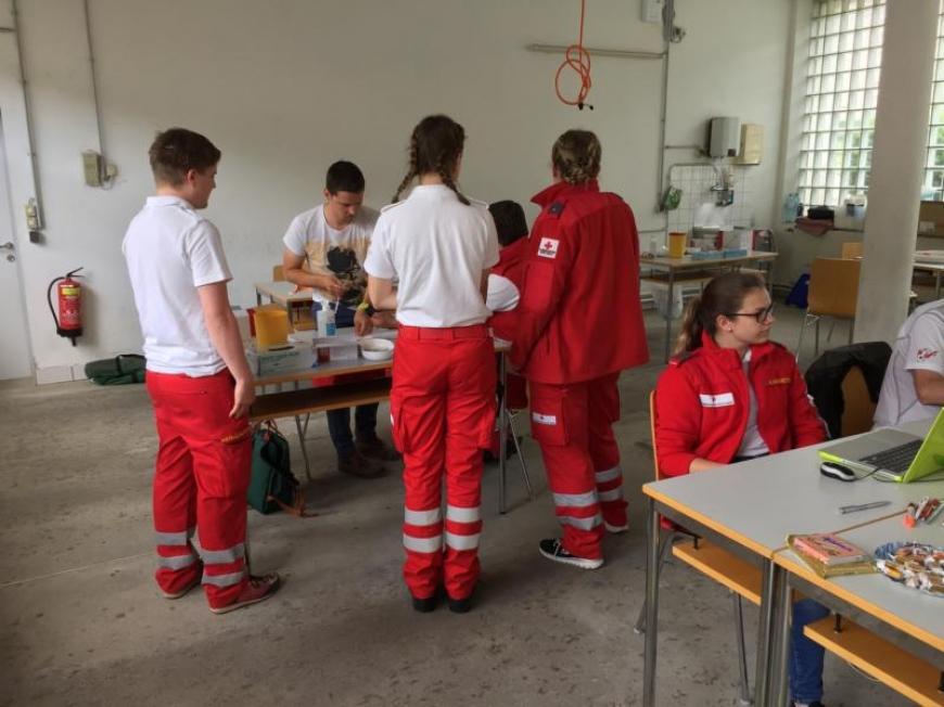 'Typisierungsaktion mit dem Roten Kreuz'-Bild-9