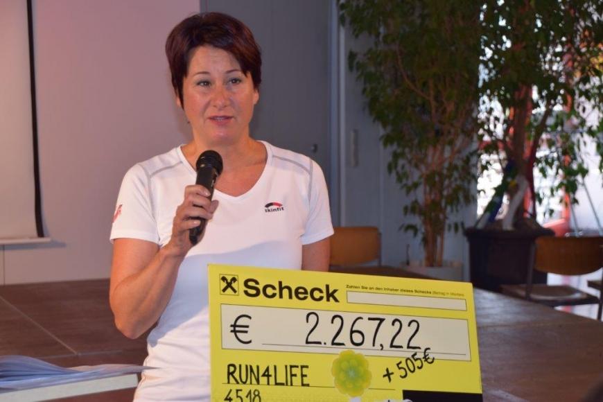 'Harder Mittelschule sammelt über € 2.200 an Spenden und ergänzt durch Privatspende'-Bild-6