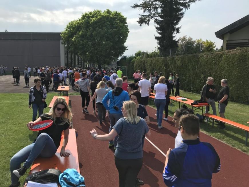 'Harder Mittelschule sammelt über € 2.200 an Spenden und ergänzt durch Privatspende'-Bild-7