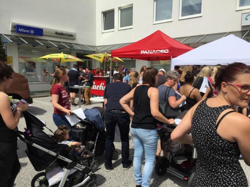 'Großartige Typisierungsaktion und enorme Hilfsbereitschaft in Kärnten'-Bild-7