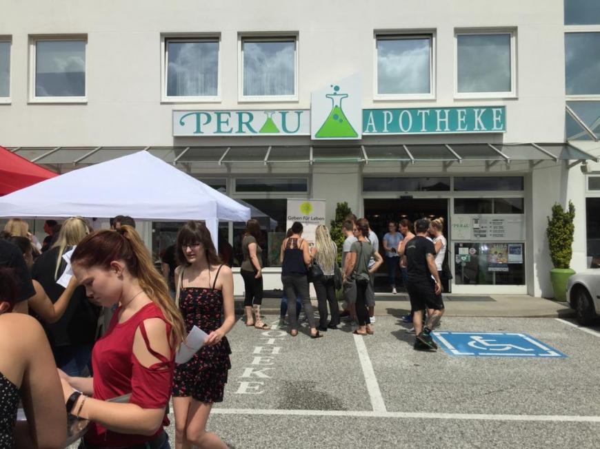 'Großartige Typisierungsaktion und enorme Hilfsbereitschaft in Kärnten'-Bild-8