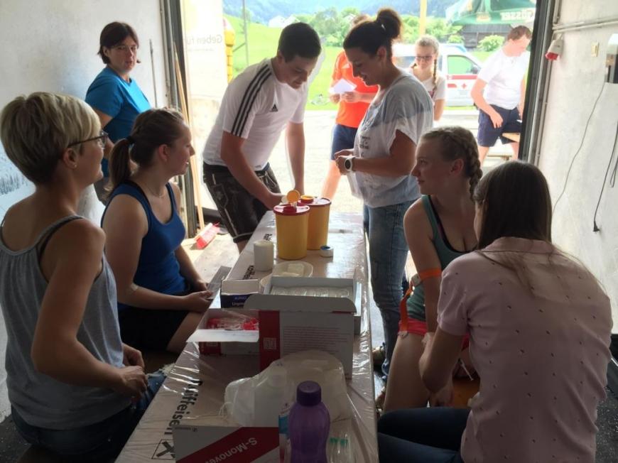 'Typisierungsaktion beim Fußballturnier in der Steiermark'-Bild-5