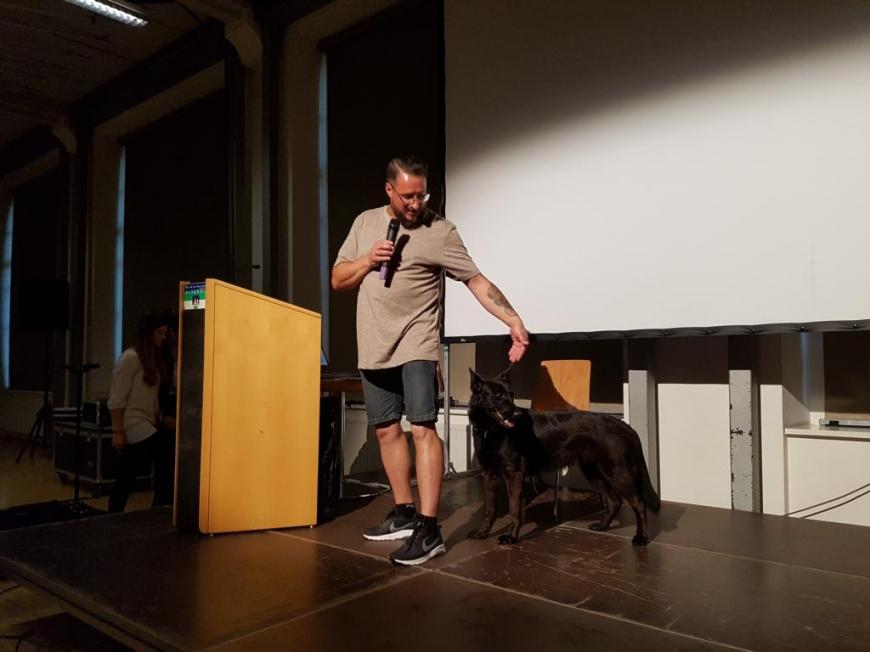 'Spende und 9 Typisierungennach tollem Vortrag'-Bild-2