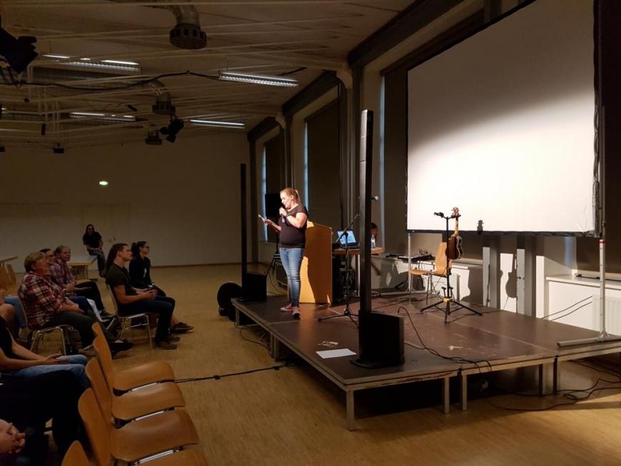 'Spende und 9 Typisierungennach tollem Vortrag'-Bild-5