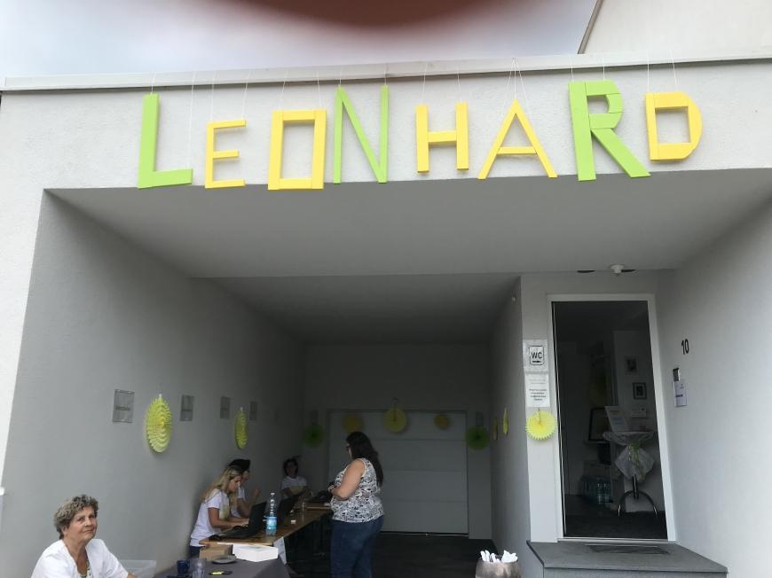 'Wunderschöne Typisierungsaktion in Wels für Leonhard'-Bild-2