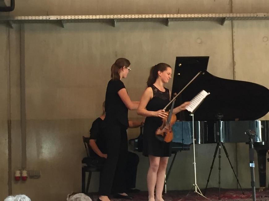 'Tolle Aufführung junger klassischer Musiker für den guten Zweck'-Bild-2