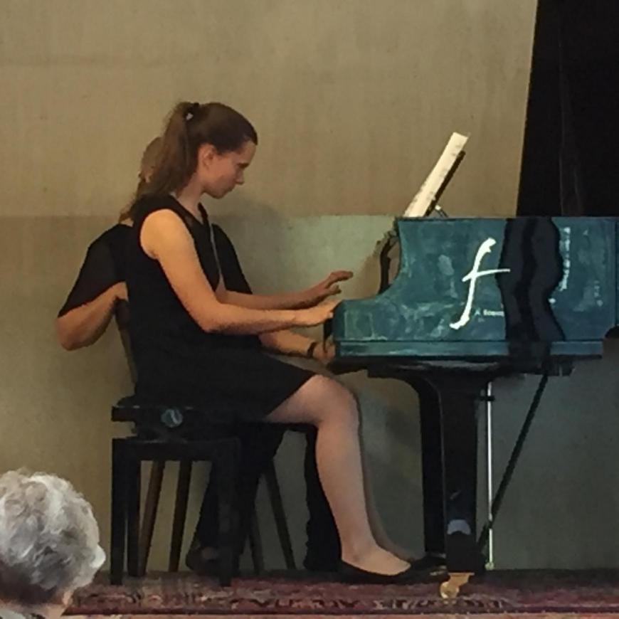 'Tolle Aufführung junger klassischer Musiker für den guten Zweck'-Bild-5