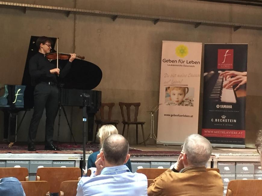 'Tolle Aufführung junger klassischer Musiker für den guten Zweck'-Bild-7