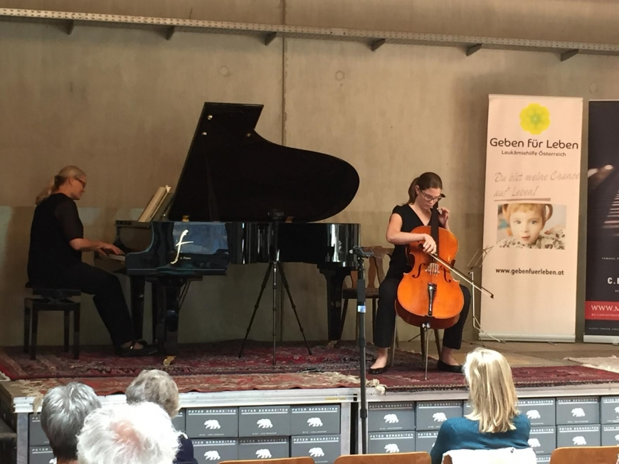 'Tolle Aufführung junger klassischer Musiker für den guten Zweck'-Bild-9
