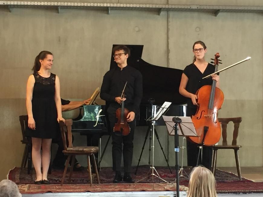 'Tolle Aufführung junger klassischer Musiker für den guten Zweck'-Bild-11