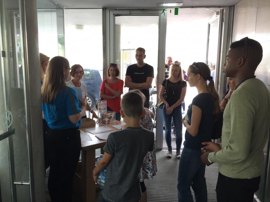 '452 neue Typisierungen in St. Pölten!'-Bild-3
