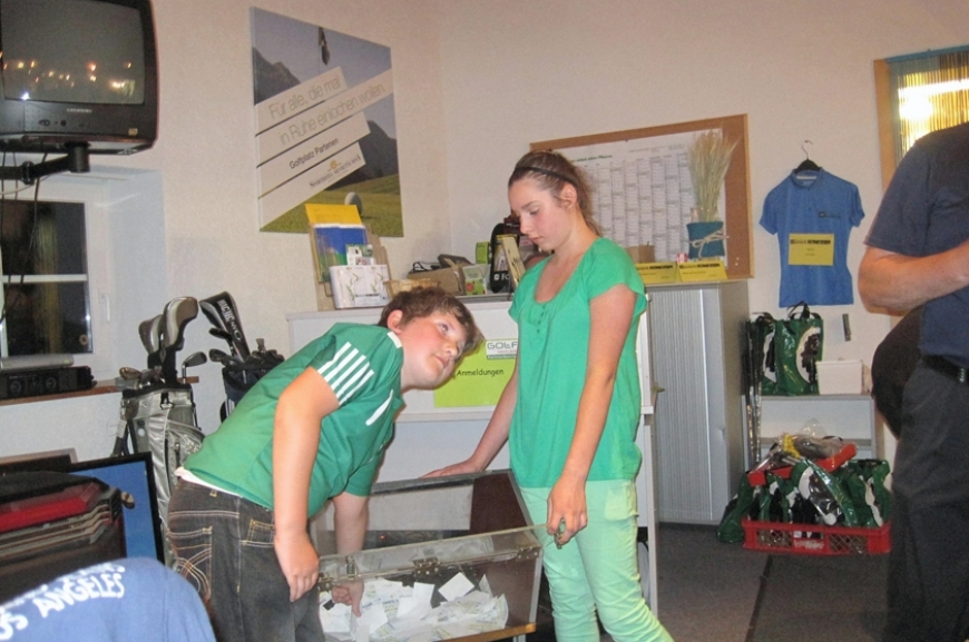 'Golfclub Silvretta spendet 1.000 Euro!'-Bild-5